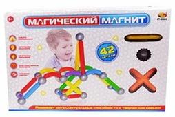 Магнитный конструктор ABtoys Магический магнит PT-00864