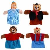 Жирафики Кукольный театр Три медведя