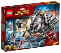 Конструктор LEGO Marvel Super Heroes 76109 Исследователи квантового мира