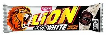 Батончик Lion Black White, 40 г