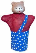 Русский стиль Кукла-перчатка Мишутка, 11054
