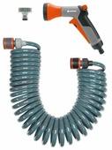 Комплект для полива GARDENA спиральный 10 метров