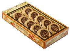 Печенье БИСКОТТИ с орехом, 245 г