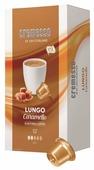 Кофе в капсулах Cremesso Lungo Caramello (16 шт.)