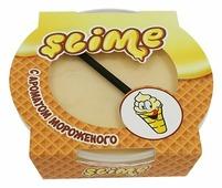 Лизун Slime Mega 300гр с ароматом мороженого S300-15