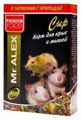 Mr. ALEX Корм для крыс и мышей Mr.ALEX Сыр