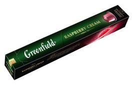 Чай в капсулах Greenfield Raspberry Cream (10 капс.)