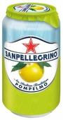 Газированный напиток Sanpellegrino Pompelmo Грейпфрут