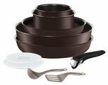 Набор посуды Tefal Ingenio Chef L6559802 10 пр.