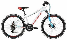 Подростковый горный (MTB) велосипед Stinger Magnet STD 24 (2018)