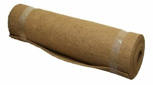 Укрытие кокосовое COCOLAND в полотне, рулон 1x25 м