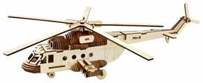 Сборная модель Чудо-Дерево Вертолет Ми-8 (80079)