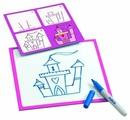 Доска для рисования детская DJECO Жозефина и Ко с карточками (08320)