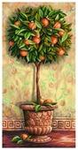 """Schipper Картина по номерам """"Апельсиновое дерево"""" 40х80 см (9220398)"""