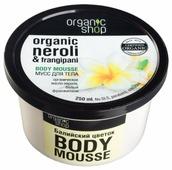 Мусс для тела Organic Shop Балийский цветок