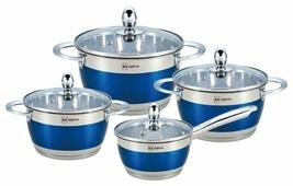 Набор посуды Rainstahl 1818-08RS\CW 8 пр.