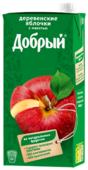 Нектар Добрый Деревенские яблочки