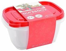 Oursson Набор контейнеров CP2283S/RD