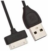Кабель Remax Lesu USB - Apple 30 pin (RC-050) 1 м