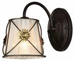 Настенный светильник Arte Lamp Fortuna A5495AP-1BR