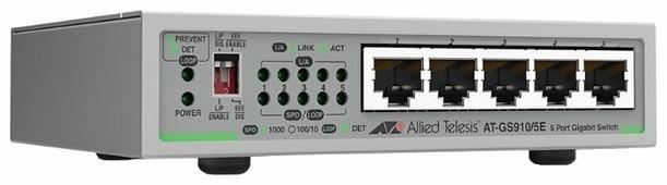 Коммутатор Allied Telesis AT-GS910/5E