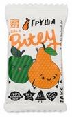 Фруктовый батончик Bitey без сахара Яблоко-груша, 25 г