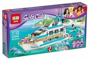 Конструктор Lepin Girls Club 01044 Круизный лайнер