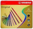 STABILO Цветные карандаши Original 24 цвета (8774-6)