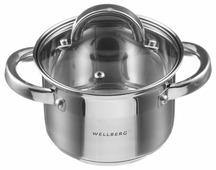Кастрюля Wellberg WB-9818 1,5 л