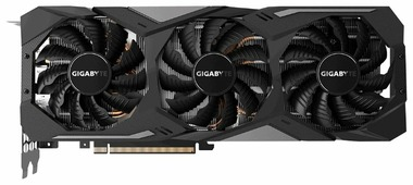 Видеокарта GIGABYTE GeForce RTX 2080 1815MHz PCI-E 3.0 8192MB 14000MHz 256 bit HDMI HDCP GAMING OC