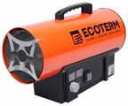 Газовая тепловая пушка ECOTERM GHD-15T (15 кВт)