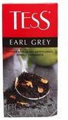 Чай черный Tess Earl grey в пакетиках