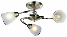 Люстра Arte Lamp Innocente A6056PL-3AB, E14, 180 Вт