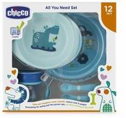 Комплект посуды Chicco 12 м+, 5 предметов
