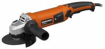 УШМ Daewoo Power Products DAG 1250-125, 1250 Вт, 125 мм