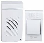 Звонок с кнопкой ЭРА C51 электронный беспроводной (количество мелодий: 32)