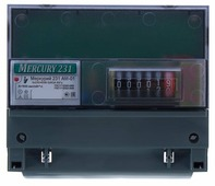 Однотарифный счетчик INCOTEX Меркурий 231 AM-01