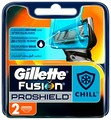 Сменные кассеты Gillette Fusion5 ProShield Chill