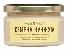 ROYAL FOREST Урбеч семена кунжута