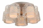 Люстра Arte Lamp Helen A8348PL-5WH, E27, 200 Вт
