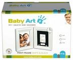 Baby Art Print frame - white&black (34120184)