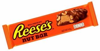Батончик REESE'S Nut Bar, 47 г