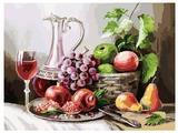 "Белоснежка Картина по номерам ""Натюрморт с фруктами"" 30х40 см (129-AS)"