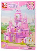 Конструктор SLUBAN Розовая мечта M38-B0152 Замок принцессы