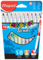 "Maped Фломастеры ""Color Peps Brush"" 10 шт. (845010)"