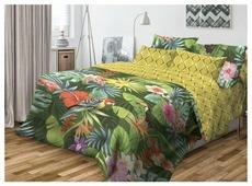 Постельное белье 2-спальное Волшебная ночь Tropic 717474 ранфорс