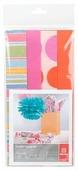 Цветная бумага тишью Flower Power Werola, 50х76 см, 4 л., 4 цв.