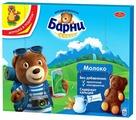 Пирожное Медвежонок Барни с молоком