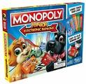 Hasbro Игры Настольная игра Monopoly Моя первая Монополия с терминалом