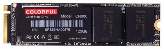 Твердотельный накопитель Colorful CN600 120GB